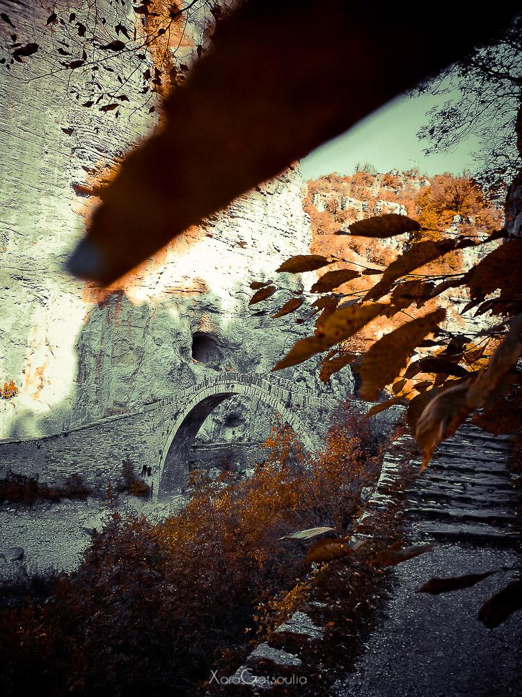 Γεφύρι του Κόκκορου -Ζαγοροχώρια